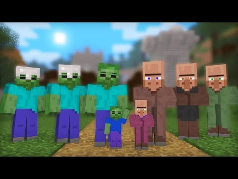 Xxx Mp4 Zombie Amp Villager Life Full Animation I Minecraft Animation 3gp Sex