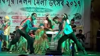কেশবপুর মিলন মেলা 2017..একটি মন মাতানো ঝড় তোলা পাঞ্জাবি গান...
