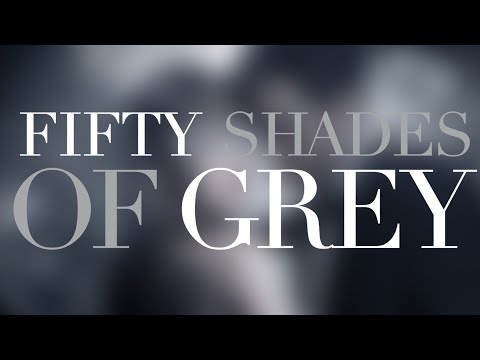 THE FIFTY SHADES TRILOGY ralphthemoviemaker