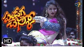 Sudheer Dhanraj Ravi Dance Performance | ETV Pandaga Chesko | Diwali Special Event
