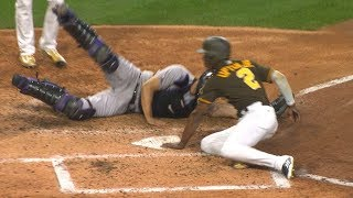 MLB Straight Steals of Home