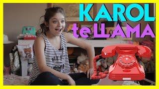 Karol Sevilla I #KarolTeLlama2