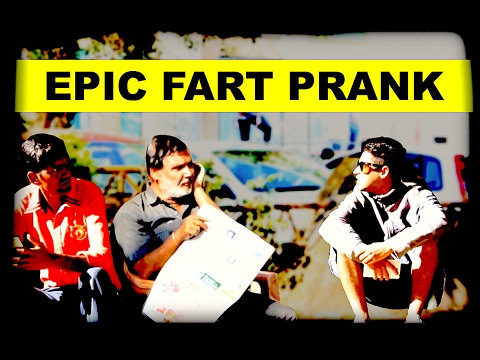 Epic Fart Prank | HILARIOUS MUST WATCH | Pranks In India
