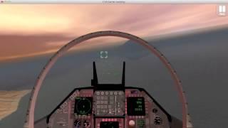 F18 Carrier Landing V 5.0