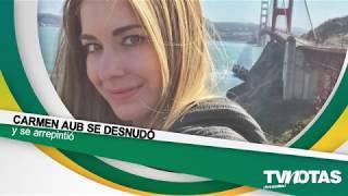 Alejandro Tommasi con VIH, Carmen Aub desnuda, divorcio de Gabriel Soto, galán de Mariana Seoane