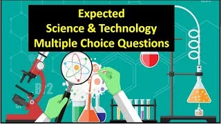 Frequently asked Science and Technology MCQs in SSC CGL and Railway