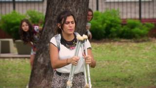 Luna Y Nina Graban A Daniela para Tener pruebas de que no esta lesionada :3