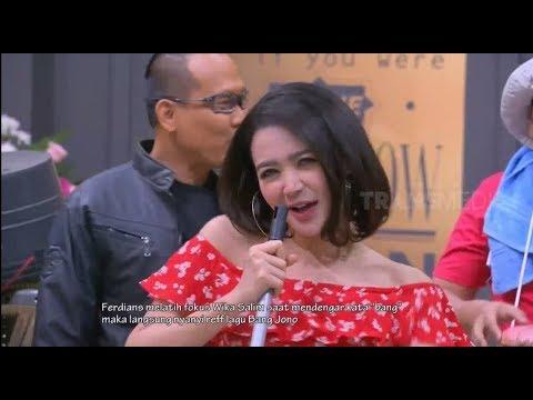 Xxx Mp4 Wika Salim Gak Sadar Nyanyi Pake Sapu Azis Goyang Itik OPERA VAN JAVA Part 3 3gp Sex