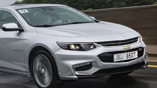쉐보레 뉴 말리부 2.0 터보 시승기, 차원 높은 기본기, 그리고... Chevrolet Malibu 2.0T