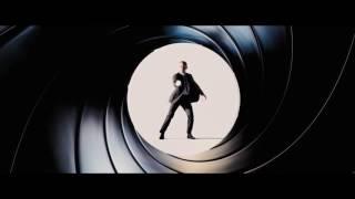 Skyfall (2012) Gunbarrel - Daniel Craig