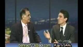 Reza Fazeli with Behrad - 1     رضا فاضلی در گپی دوستانه با بهراد ـ ۱