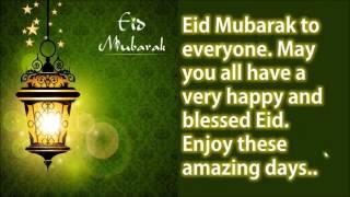 Eid Moubarek 2016