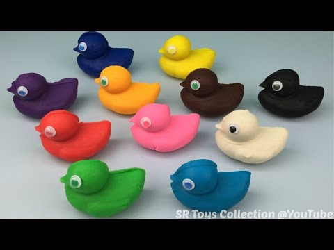 Xxx Mp4 Play And Learn Colours With Playdough Ducks Fun For Kids 3gp Sex