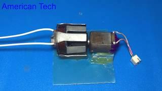 How to make 63V generator from 3 7v battery