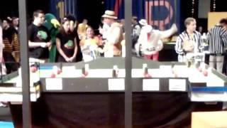 CdF Robotique 2010 - Robo I-Tech vs. CRAP
