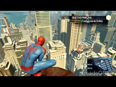 The Amazing Spider Man 2 The Game PS4 GAMEPLAY HD PART 2