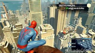 The Amazing Spider Man 2 (The Game) PS4 GAMEPLAY [HD] - PART 2