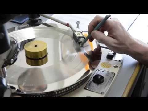 Vinyl Pallas ist eines der letzten Presswerke für Schallplatten