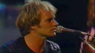 The Police - Roxanne - Live in Festival de Viña del Mar Chile 1982 - 2º Night