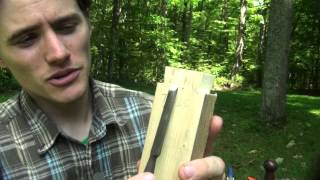 Make a Dovetail Joint with Hand Tools - Fully Explained!