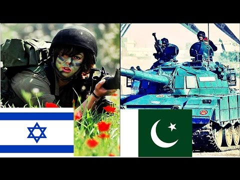 watch Pakistan VS Israel Military Power comparison  2016-2017