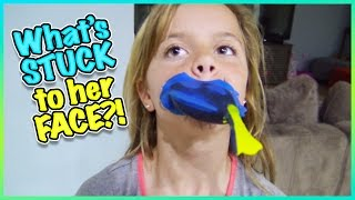 🐠 IT'S HER FIRST FISH KISS! 🐠 IS THE REAL HARRY POTTER AT DINNER WITH US?! SMELLYBELLY TV VLOGS