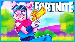 *NEW* SCOPED REVOLVER is AWESOME in Fortnite: Battle Royale! (Fortnite Funny Moments & Fails)