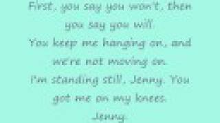 Jenny by The Click Five (with lyrics)