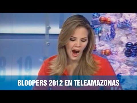 Tras cámaras Esto les sucedió a los presentadores del lindo canal en el 2012