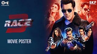 Race 3 Movie Action Poster | Salman Khan | Remo D