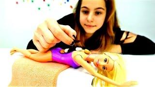 СПА салон 👙для #Барби вместе с #лучшаяподружкаВика👯 Игры #Барби для девочек