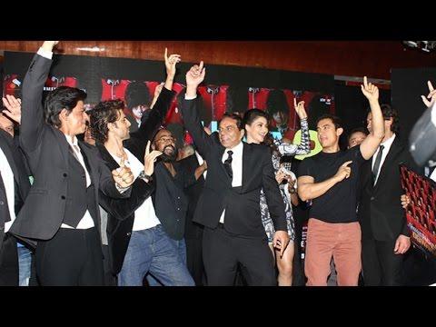 Shahrukh Khan Host Grand Party at Mannat | Salman Khan, Katrina Kaif, Hrithik Roshan