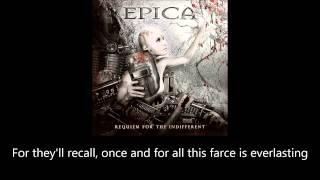 Epica - Deter the Tyrant (Lyrics)
