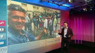 بي بي سي ترندينغ: رشيد نكاز. الفيديو الذي حصد خمسة ملايين مشاهدة