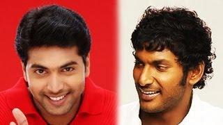 Tidbits abt Jeyam ravi & Vishal Movies