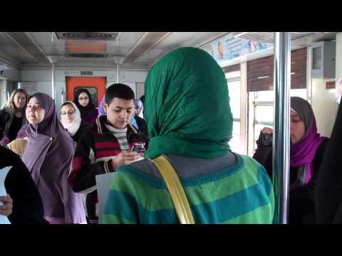 بصى فى المترو BuSSy in the metro
