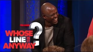 When the Cast Can't Stop Laughing - Whose Line Is It Anyway? US
