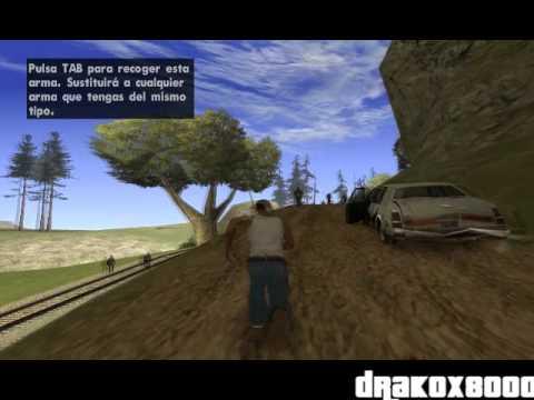 GTA San Andreas El Sueño de CJ Loquendo