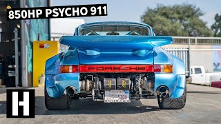 Twin Turbo 850 Horsepower Ultra Light 911 Of Our Dreams, Built By Bisimoto