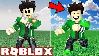 BECOMING THE NEW BEN 10 IN ROBLOX