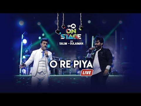 Xxx Mp4 O Re Piya Salim Sulaiman Live Ft Vipul Mehta 9XM On Stage 3gp Sex