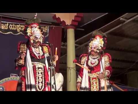 Yakshagana -- Veeramani kalaga - 5