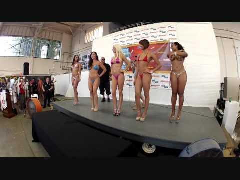 2012 Grove Slam Bikini Contest RAW GoPro Footage