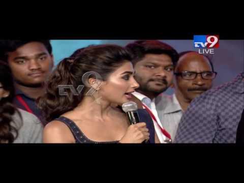 Xxx Mp4 Allu Arjun Is Telugu Michael Jackson Pooja Hegde DJ Audio Launch TV9 3gp Sex