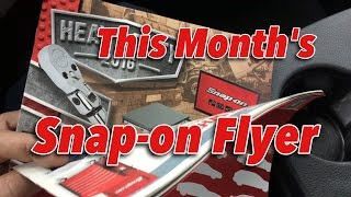 Snap-on Flyer September to October 2016