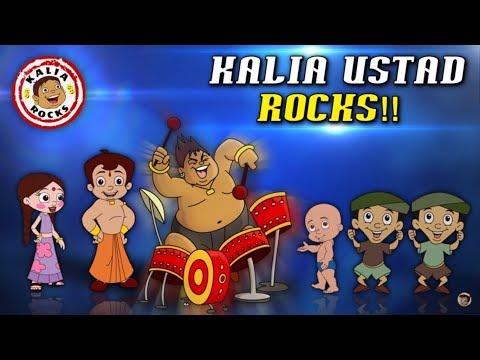 Chhota Bheem - Kalia Ustad Rocks!! - Back to Back Comedy