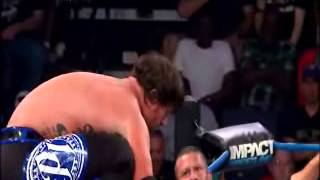 AJ Styles does the Spiral Tap in 2013