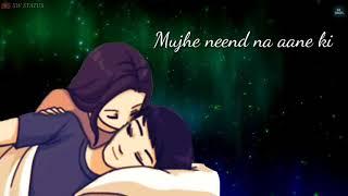 Mujhko Barsaat Bana Lo || Song Lyrics || WhatsApp Status