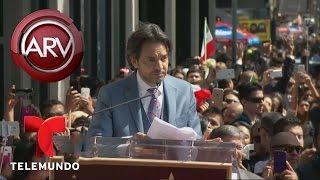 Eugenio Derbez se burla de Donald Trump en este video | Al Rojo Vivo | Telemundo