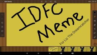 IDFC Meme Gift For Liz The Dreamcatcher